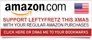 LeftyFretz Amazon Shopping