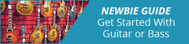 Newbie Guide - Get Started with Guitar