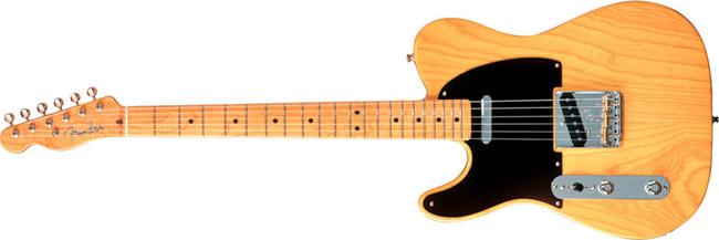 Fender American Vintage '52 Telecaster Reissue Left Handed Electric guitar