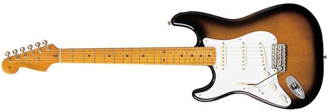 Fender American Vintage '57 Stratocaster Reissue Left Handed Electric Guitar