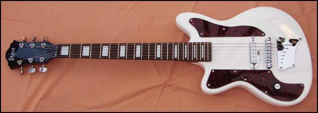 Ibanez ORM1L Left Handed Guitar Omar Rodriguez Lopez Signature Review