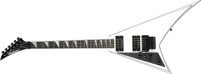 Jackson RR1 Rhoads Left Handed Electric Guitar