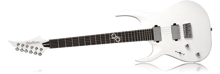 Washburn PX-SOLAR160WHMLH Left Handed Guitar