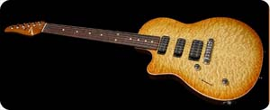 Tom Anderson Atom Left Handed Guitar Lefty