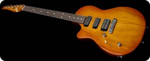 Tom Anderson Atom Special Left Handed Guitar Lefty
