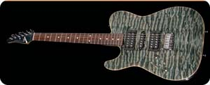 Tom Anderson Drop T Left Handed Guitar Lefty