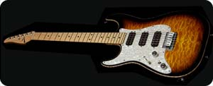 Tom Anderson Drop Top Classic Left Handed Guitar Lefty