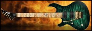 Ruokangas Hellcat Deluxe Left Handed Guitar Lefty