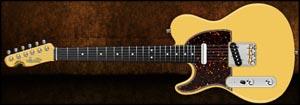 Ruokangas Mojo Classic Left Handed Guitar LEfty