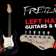 Left Handed Fretlight Guitar Review