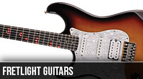 FretLight : Learn Guitar the Modern Way