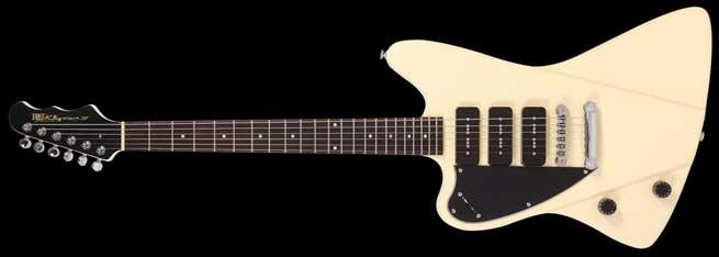 Fret King Esprit 3 Left Handed Guitar Lefty