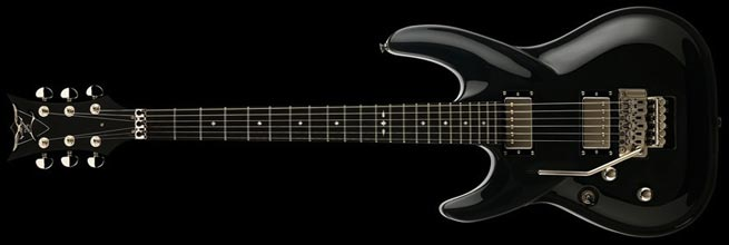 DBZ Barchetta Eminent ST FR Left Handed Guitar Lefty