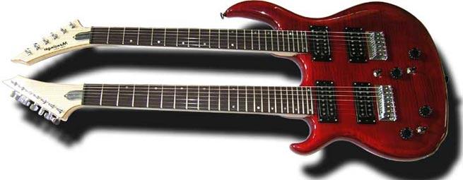 Mensinger Monster Left Handed Guitar Lefty