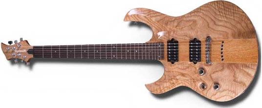 Mensinger Stork Left Handed Guitar Lefty