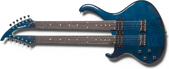 Mensinger Taurus Left Handed Guitar Lefty