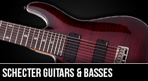 Schecter Left Handed Guitars