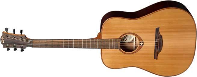 LAG TL100D Left Handed Acoustic Guitar Lefty