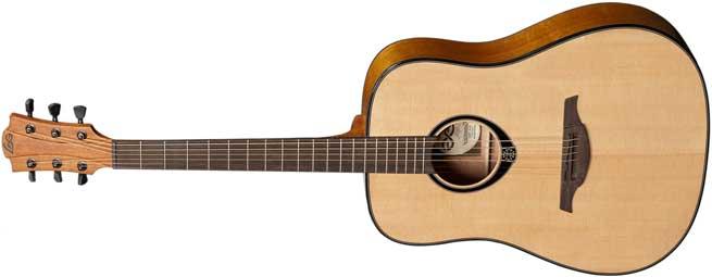 LAG TL66D-Left Handed Acoustic Guitar Lefty