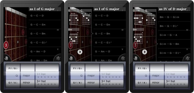Chordbank Pro iPad guitar app review
