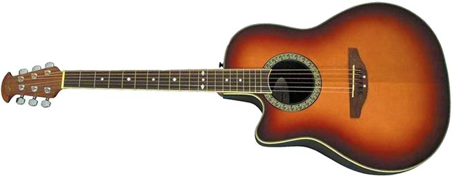 Ovation Left Handed Acoustic Guitars 2011 Leftyfretz