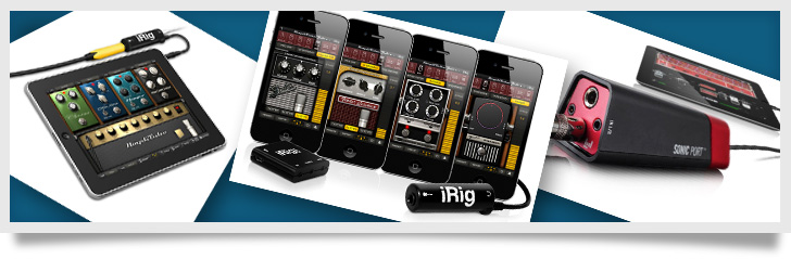 Play Guitar on Your Phone or Tablet