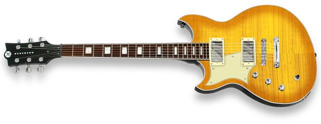 Reverend Sensei HB FM Left Handed Guitar Lefty