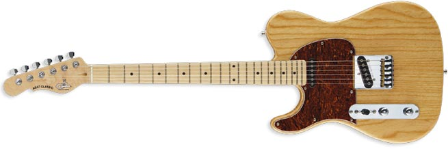 G&L ASAT Classic Left Handed Guitar Lefty