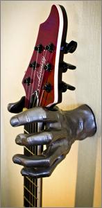 Grip Studios Metal MAyhem Guitar Hanger Review