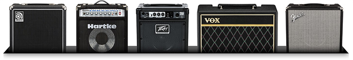 A Selection of Great Bass Amps for Beginners
