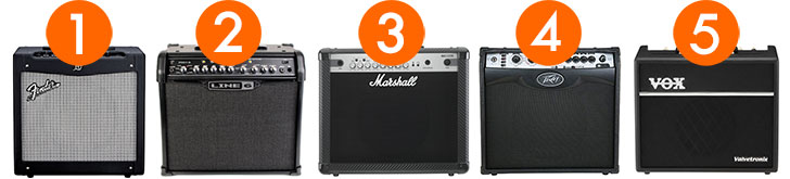 Best Beginner Guitar Amps Under $200