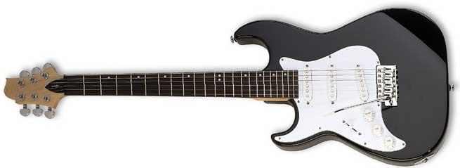 Greg Bennett Malibu MB1 Left Handed Guitar Lefty