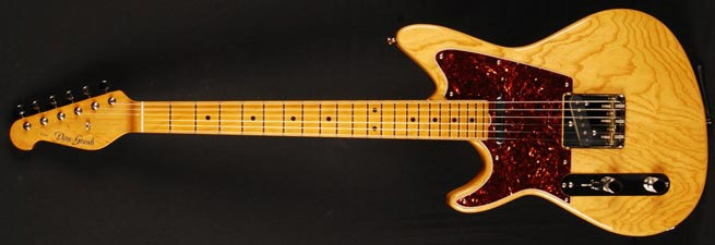 Grosh Electra Jet Left Handed Guitar Lefty