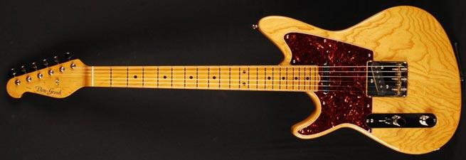 Grosh Electra Jet Left Handed Guitar Lefty