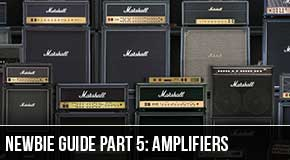 Newbie Series Part5 : Buying Your 1st Amp