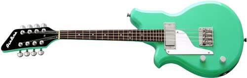 Eastwood Airline Mandola Left Handed Guitar Lefty