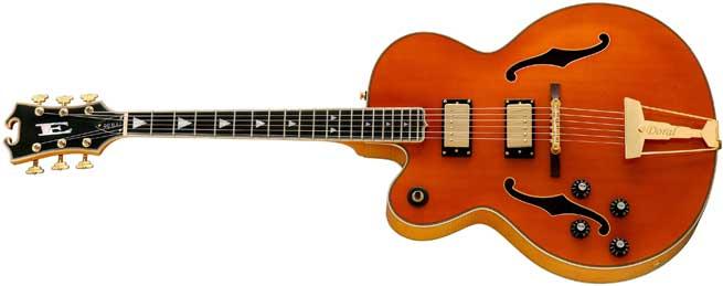 Eastwood Doral Left Handed Guitar Lefty