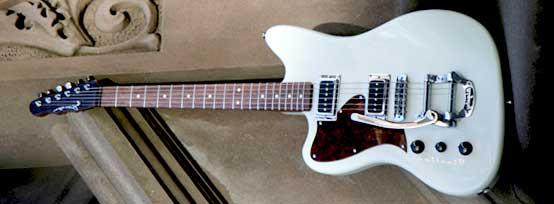 Flatline Biscayne Left Handed Guitar Lefty