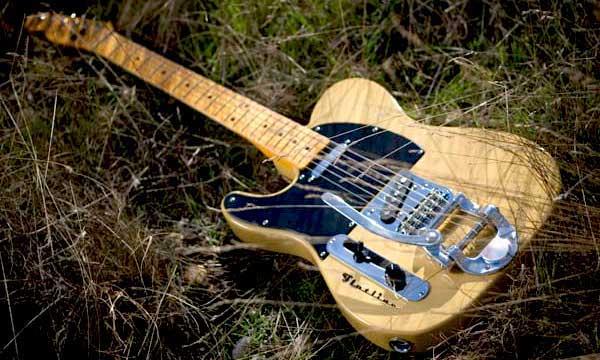 Flatline Delta T Left Handed Guitar Lefty