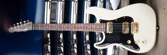 Flatline Vistaglide Custom Left Handed Guitar Lefty