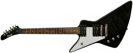 Gaskell Classic Left Handed Guitar Lefty