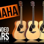 Left Handed Yamaha Guitars