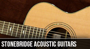 Stonebridge : Left Handed Acoustic Guitars