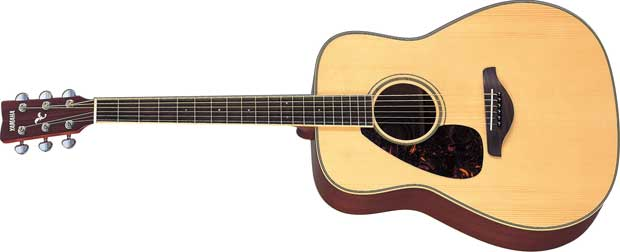 Yamaha FG720SL Left Handed Acoustic Guitar Lefty