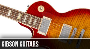 Gibson : Left Handed Guitars 2011
