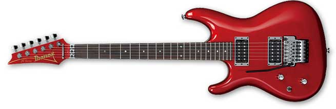 Ibanez JS1200L-CA Left Handed Guitar Lefty