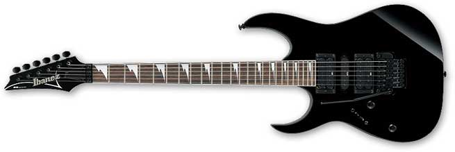 Ibanez Ibanez RG370DXZL Left Handed Guitar Lefty