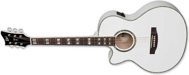 ESP LTD AC10E Left Handed Acoustic Guitar Lefty