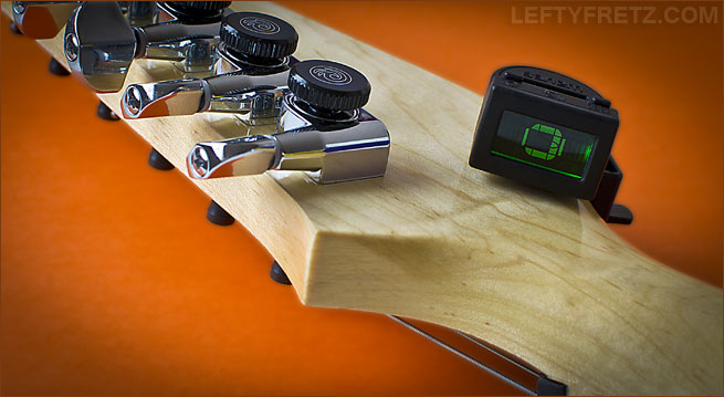 Planet Waves Mini Headstock Guitar Tuner Review