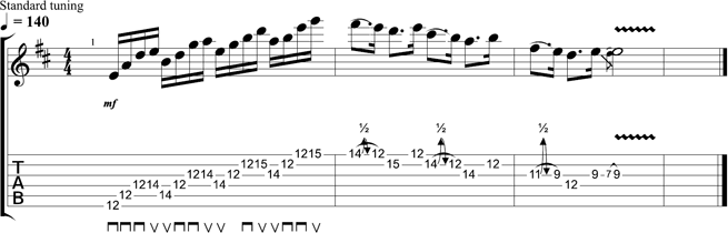 Tom's Lick of the Week 12 TAB